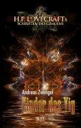 eBook: Lovecrafts Schriften des Grauens 05: Kinder des Yig