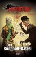 ebook: Der Butler 02: Das Rungholt-Rätsel
