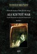 ebook: Meisterwerke  der dunklen Phantastik 03: ALS ICH TOT WAR (Band 1)
