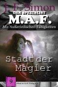 eBook: Stadt der Magier (Der Spezialist M.A.F. 9)