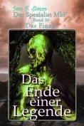 eBook: Das Ende einer Legende ( Der Spezialist MbF 20 )