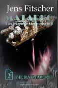 eBook: Die Raumwerft (MATARKO 2)