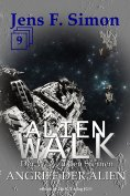 eBook: Angriff der Alien (ALienWalk 9)