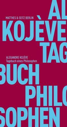 ebook: Tagebuch eines Philosophen
