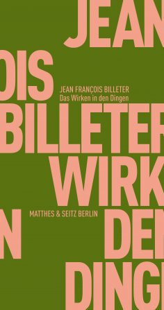 eBook: Das Wirken in den Dingen