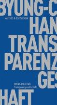 eBook: Transparenzgesellschaft