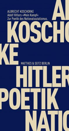 eBook: Adolf Hitlers »Mein Kampf«