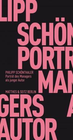 ebook: Portrait des Managers als junger Autor