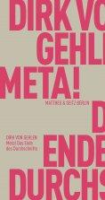 eBook: Meta! Das Ende des Durchschnitts