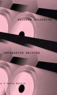 eBook: Uncreative Writing