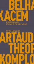 ebook: Artaud und die Theorie des Komplotts