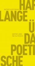 ebook: Über das Poetische