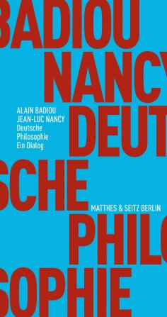 eBook: Deutsche Philosophie. Ein Dialog