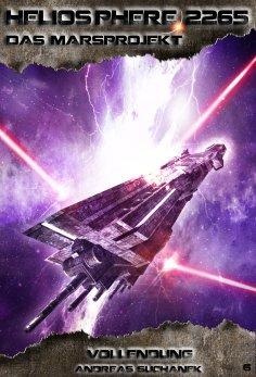 ebook: Heliosphere 2265 - Das Marsprojekt 6: Vollendung (Science Fiction)