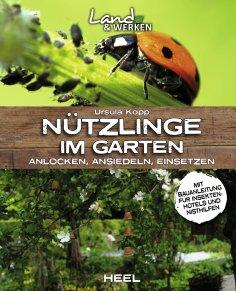 eBook: Nützlinge im Garten