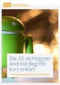 eBook: Die 33 wichtigsten Android Begriffe kurz erklärt