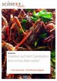 ebook: Insekten auf dem Speiseplan