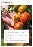 eBook: Grüne Gentechnik