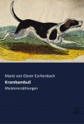 ebook: Krambambuli