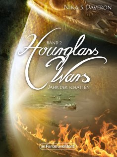 eBook: Hourglass Wars - Jahr der Schatten (Band 2)