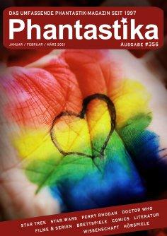 eBook: Phantastika Magazin #356: Januar/Februar/März 2021