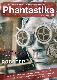 ebook: Phantastika Magazin #357: April/Mai/Juni 2021