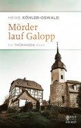 eBook: Mörder lauf Galopp
