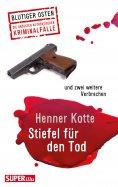 eBook: Stiefel für den Tod