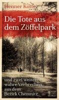 eBook: Die Tote aus dem Zöffelpark