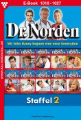 eBook: Dr. Norden Staffel 2 – Arztroman