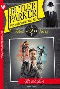 eBook: Butler Parker 13 – Kriminalroman