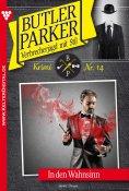 eBook: Butler Parker 14 – Kriminalroman