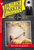 eBook: Butler Parker 15 – Kriminalroman