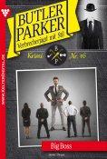 eBook: Butler Parker 16 – Kriminalroman