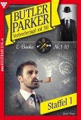 eBook: Butler Parker Staffel 1 - Kriminalroman