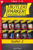 eBook: Butler Parker Staffel 2 – Kriminalroman