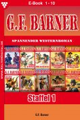 eBook: G.F. Barner Staffel 1 – Western