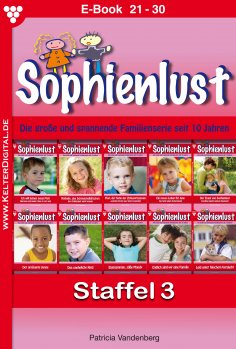 eBook: Sophienlust Staffel 3 – Familienroman