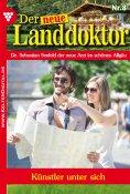 eBook: Der neue Landdoktor 8 – Arztroman