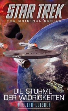 eBook: Star Trek - The Original Series: Die Stürme der Widrigkeiten
