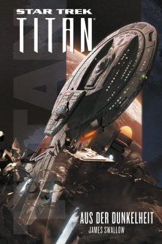 ebook: Star Trek - Titan: Aus der Dunkelheit