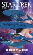 ebook: Star Trek - The Next Generation: Absturz