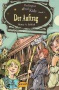 eBook: Der Auftrag (Darlington Road Kids, Band 3)
