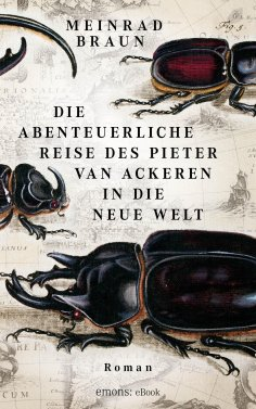 eBook: Die abenteuerliche Reise des Pieter van Ackeren in die neue Welt
