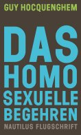 eBook: Das homosexuelle Begehren
