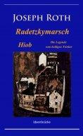 ebook: Radetzkymarsch / Die Legende vom heiligen Trinker / Hiob