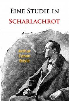 eBook: Eine Studie in Scharlachrot