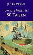 eBook: Um die Welt in 80 Tagen