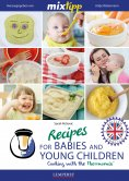ebook: MIXtipp Recipes for Babies and Young Children (british english)