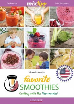 eBook: MIXtipp Favorite SMOOTHIES (american english)